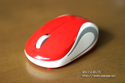 Logicool Mouse m187